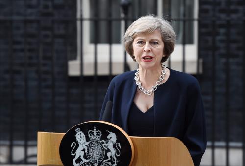 Kết quả hình ảnh cho Thủ tướng Anh Theresa May