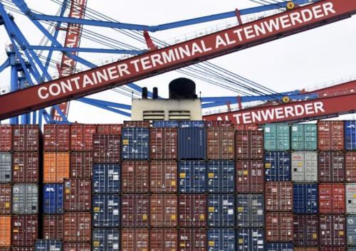 Xuất khẩu của Đức sẽ sớm cảm nhận tác động từ Brexit. Ảnh: reuters