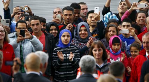 Hàng nghìn người tị nạn ở Đức muốn hồi hương. Ảnh: Reuters