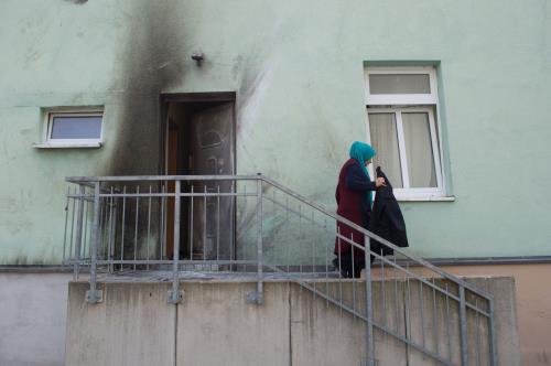 Dresden: Hai vụ nổ liên tiếp xảy ra