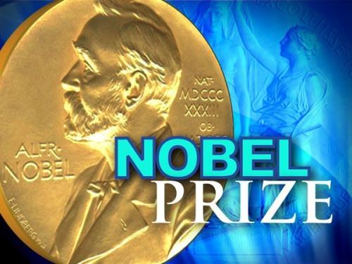 Kết quả hình ảnh cho giải Nobel