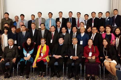 Diễn đàn góp phần thúc đẩy quan hệ thương mại - đầu tư giữa Đức và Việt Nam. Ảnh: Mạnh Hùng-TTXVN