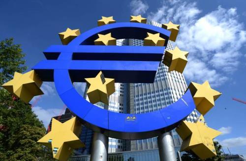 Kinh tế Eurozone tăng nhanh nhất trong sáu năm. Ảnh minh họa: AFP/TTXVN.