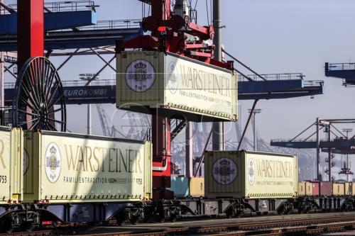 Kinh tế Đức được dự báo sẽ tăng tốc trong quý I/2017. Ảnh: EPA