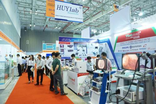 Nhiều doanh nghiệp quốc tế tham gia VIETNAM MEDI PHARM EXPO 2017