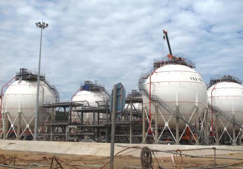 Lọc hóa dầu Nghi Sơn tiếp nhận những tấn dầu thô đầu tiên chuẩn bị cho sản xuất