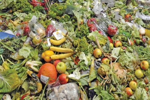 Tham gia sáng kiến ghi nhãn mác hàng hóa nhằm hạn chế lãng phí thực phẩm. Ảnh minh họa: AFP