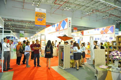 Sắp diễn ra Vietnam Expo 2017 tại TP. Hồ Chí Minh