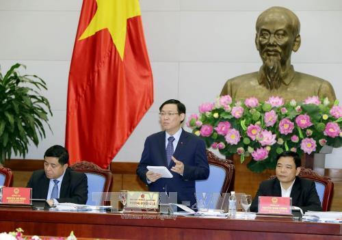 Phó Thủ tướng Vương Đình Huệ: Muốn có hợp tác xã kiểu mới, cần phải có tư duy mới
