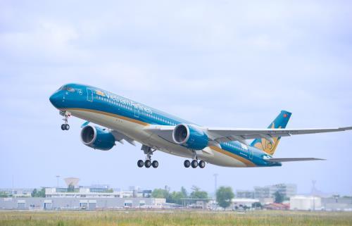Vietnam Airlines đồng hành cùng đội tuyển U23 Việt Nam
