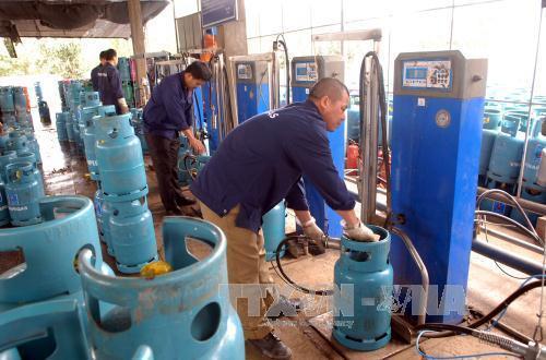 Giá gas tháng 4 duy trì ở mức ổn định