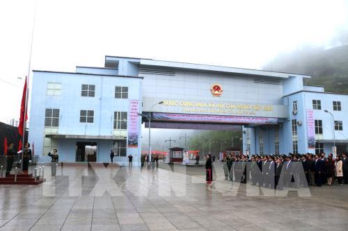 Открылся новый КППнагранице Китая иВьетнама