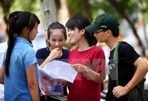 Lịch thi THPT Quốc gia 2016 chính thức