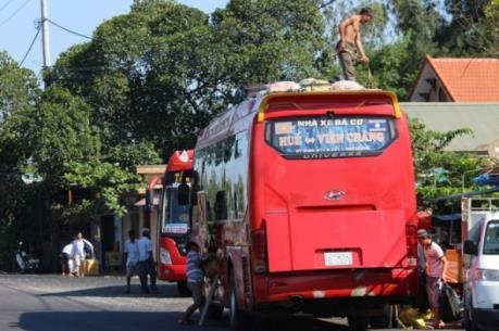 Sắp có 3 tuyến vận tải khách từ Việt Nam đi Thái Lan