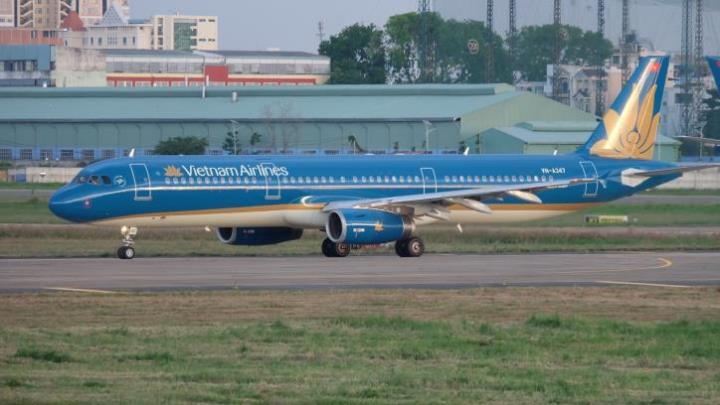 Vietnam Airlines dự kiến điều chỉnh kế hoạch bay do bão số 6