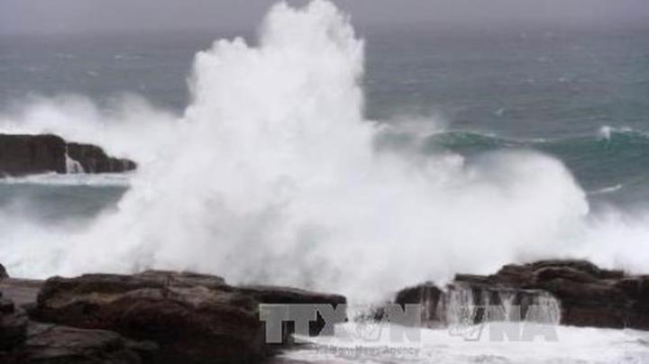 Dự báo sắp xuất hiện áp thấp nhiệt đới trên khu vực Vịnh Bắc Bộ