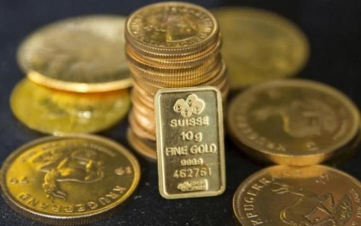 Vàng đảo chiều tăng giá vào cuối tuần