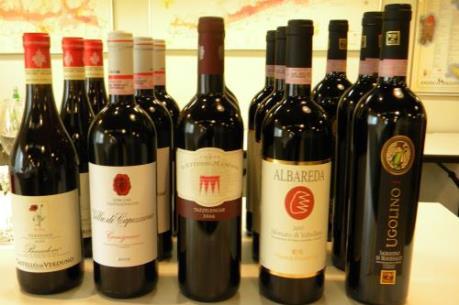 Người Trung Quốc ngày càng chuộng rượu vang Italy