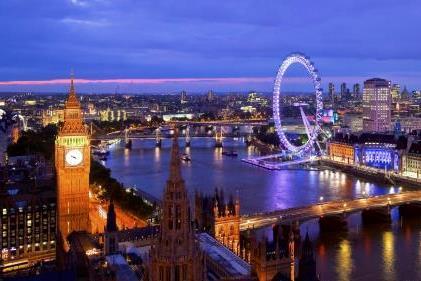 Nước Anh - Điểm đến ưa thích nhất của giới siêu giàu toàn cầu