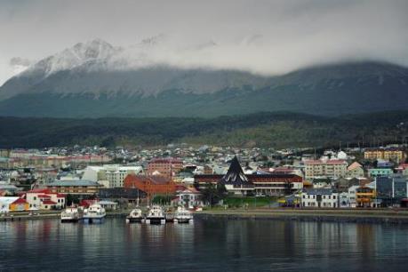 Argentina xây cảng biển nối liền với đảo Tierra del Fuego