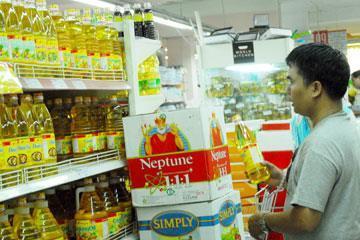 Việt Nam duy trì bảo hộ đối với ngành sản xuất dầu thực vật