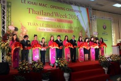 Doanh nghiệp Thái Lan quan tâm đến thị trường Việt Nam