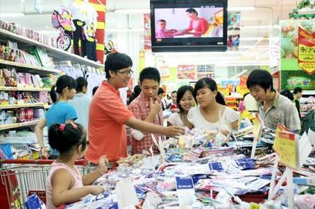 Đón mùa tựu trường: Hàng Việt lên ngôi