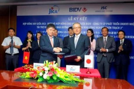 Dự án của JSC Nhật Bản được tài trợ 24 triệu USD