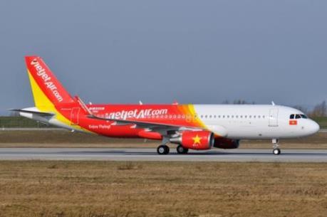 VietJet Air đạt mức tăng trưởng 205%