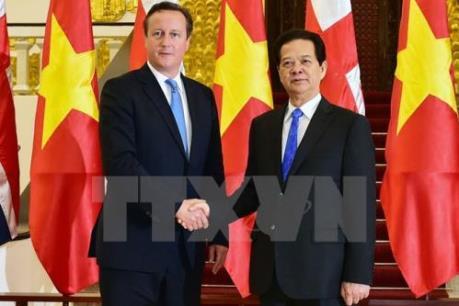 Triển vọng hợp tác Việt Nam - Anh: BIẾN TIỀM NĂNG THÀNH KHẢ NĂNG