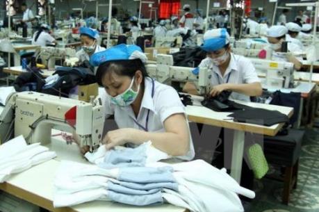 Sản xuất công nghiệp tiếp tục đà tăng trưởng cao