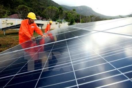 Hàn Quốc muốn làm nhà máy điện mặt trời tại Cần Thơ