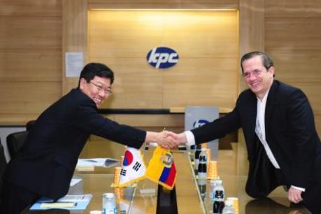 Hàn Quốc, Ecuador bắt đầu thương lượng về FTA