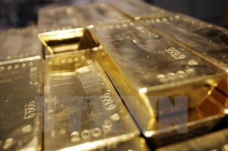 Giá vàng có thể khép lại hai tuần tăng liên tiếp