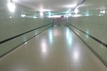 Người dân Thủ đô không còn sợ hầm bộ hành
