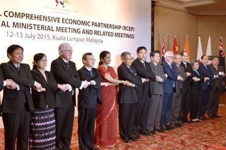 Đàm phán RCEP: Dỡ 80% thuế hàng nhập khẩu
