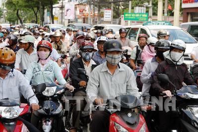 TP. Hồ Chí Minh áp phí cấp mới đăng ký xe cơ giới