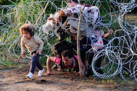 EU sẽ chi 7,7 tỷ euro để đối phó khủng hoảng di cư