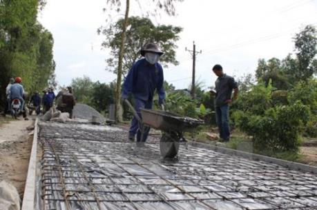 Trên 17.000 tỷ đồng đầu tư cho giao thông nông thôn ở Tây Nguyên