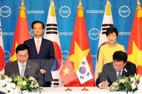 Việt Nam lọt vào Top 4 thị trường xuất khẩu lớn nhất của Hàn Quốc