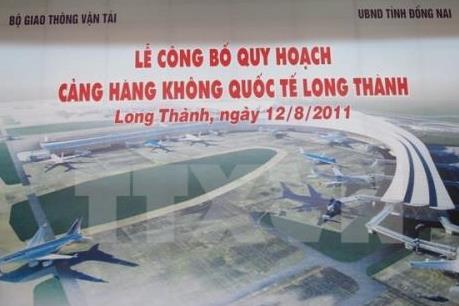 Cần bồi thường hơn 13.000 tỷ đồng để xây dựng sân bay Long Thành