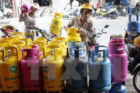 Từ 1/9, giá gas giảm 1.000 đồng/kg