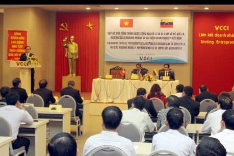 Việt Nam và Venezuela hướng tới liên minh về năng lượng