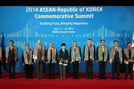 Hàn Quốc và ASEAN tăng cường hợp tác toàn diện