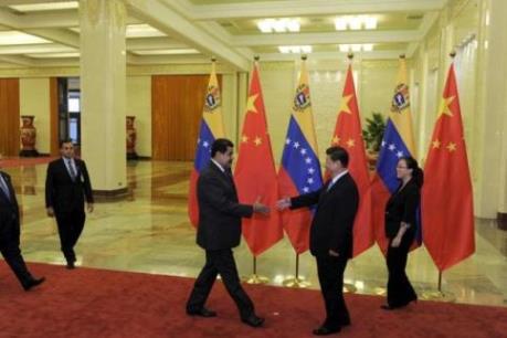 Venezuela vay Trung Quốc thêm 5 tỷ USD để tăng sản lượng dầu