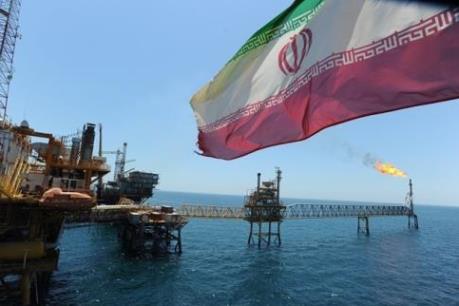 Sản lượng dầu của Iran đạt mức cao nhất trong vòng ba năm