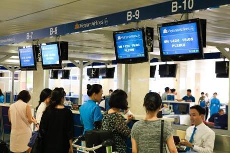 Vietnam Airlines lọt vào Top 10 hãng hàng không tiến bộ nhất thế giới