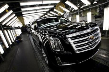 Mỹ: Thị trường ô tô phát đi tín hiệu tích cực