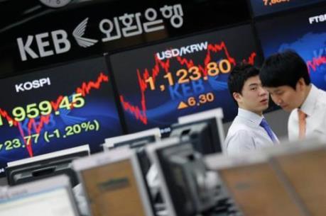 """Dịch MERS """"kéo tụt"""" tăng trưởng kinh tế Hàn Quốc"""