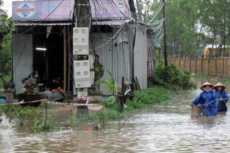 Chính phủ hỗ trợ 5 địa phương khắc phục hậu quả bão số 1